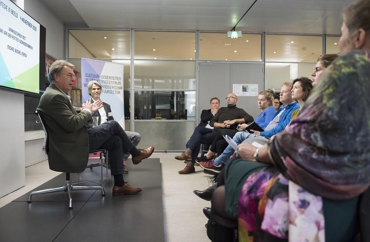 Strategie in Beeld 2019, Verkadefabriek en NEMO