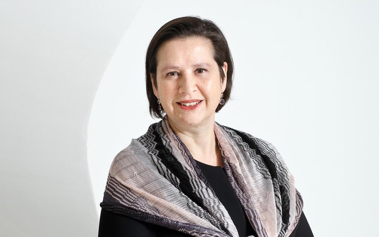 Annabelle Birnie, lid van de Raad van Toezicht van Stichting Europese Culturele Hoofdstad 2018 Leeuwarden-Fryslân