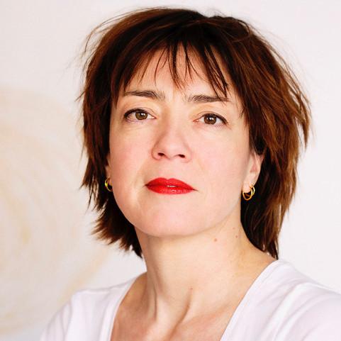 Portret Dorine Camps, beeldend kunstenaar