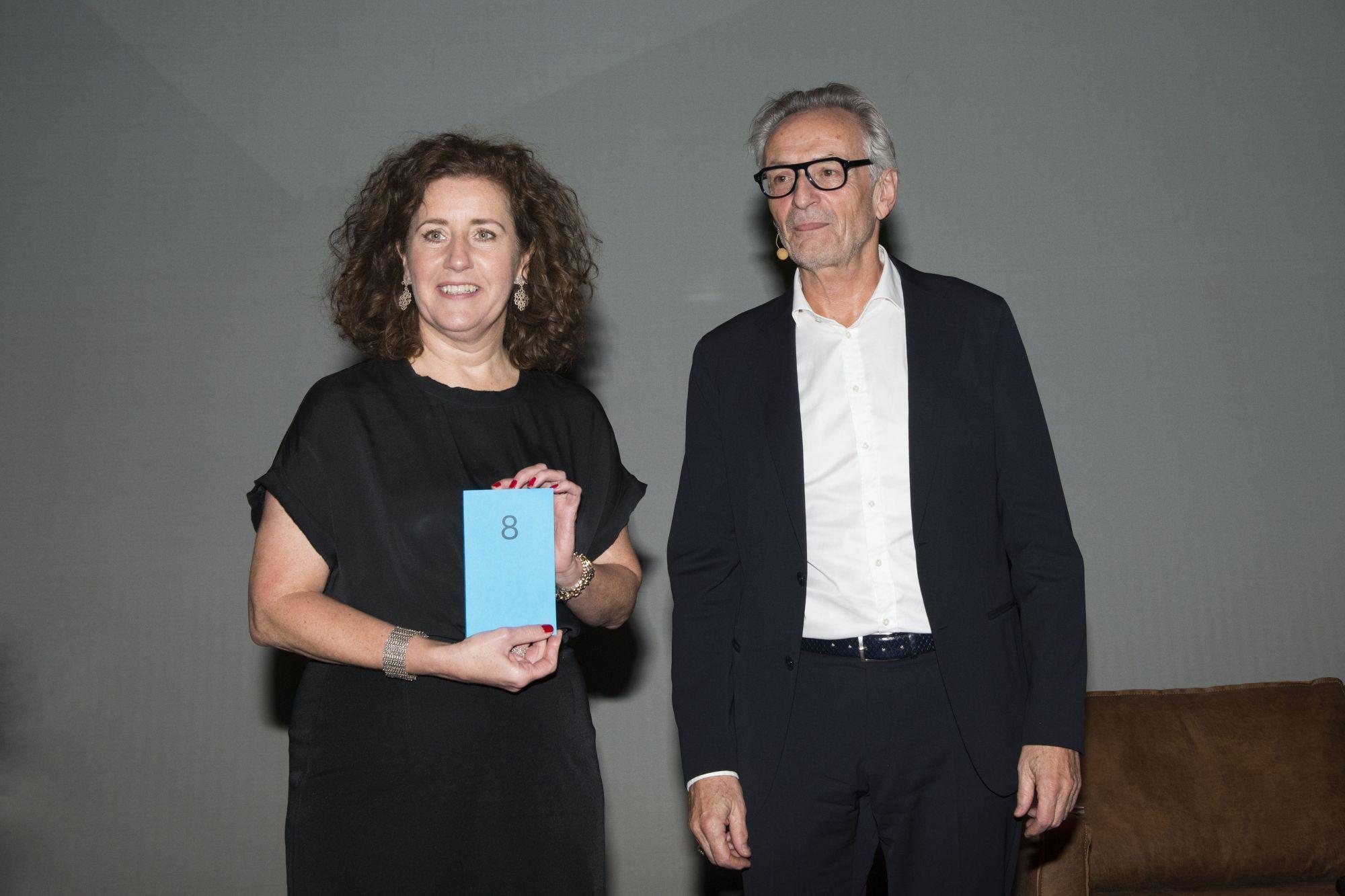 Conferentie GCC 2019 Ingrid Van Engelshoven en Jo houben