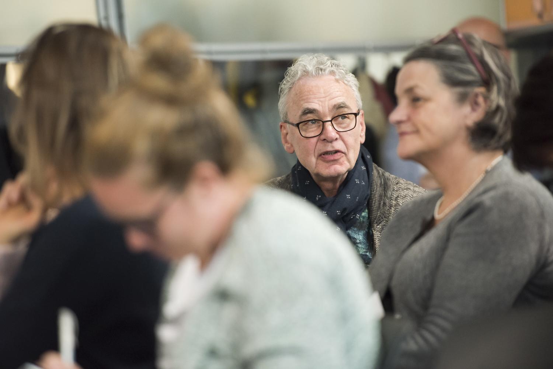 Strategie in Beeld, Riemer Knoop, lector Cultureel Erfgoed bij Reinwardt Academie