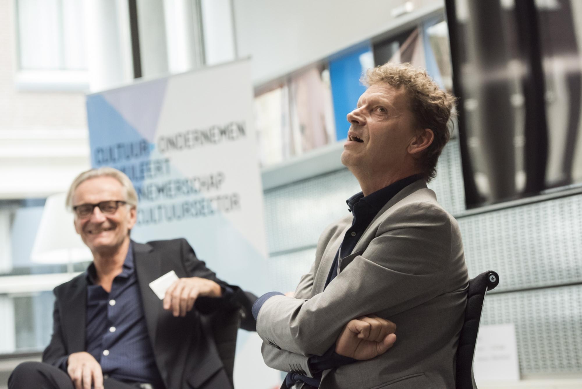 Strategie in Beeld, Jo Houben en Edwin van Huis