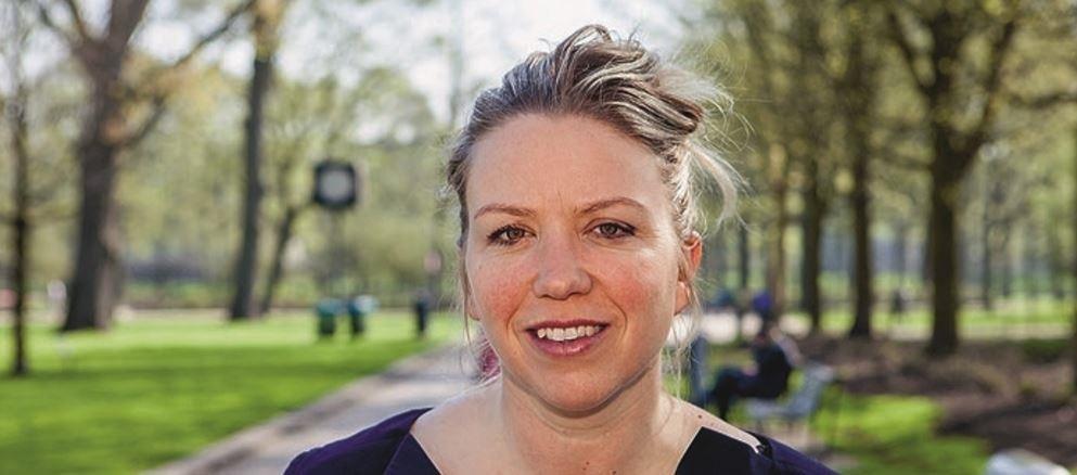 Portret Anke Teunissen, documentairemaker