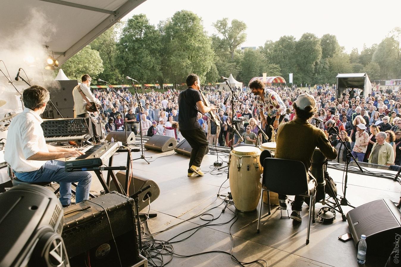 Foto van Amsterdam Roots Festival 2019
