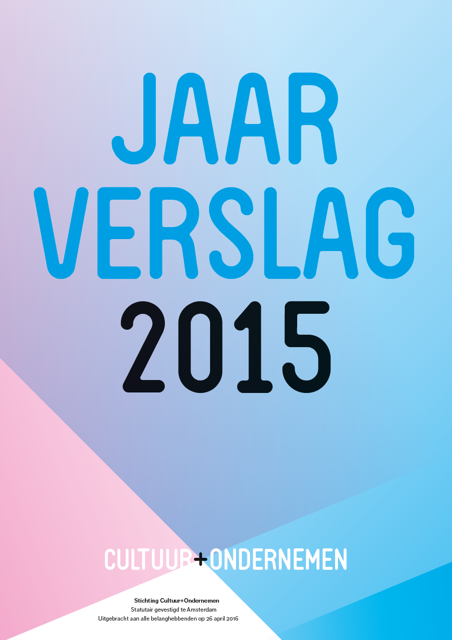Jaarverslag 2015