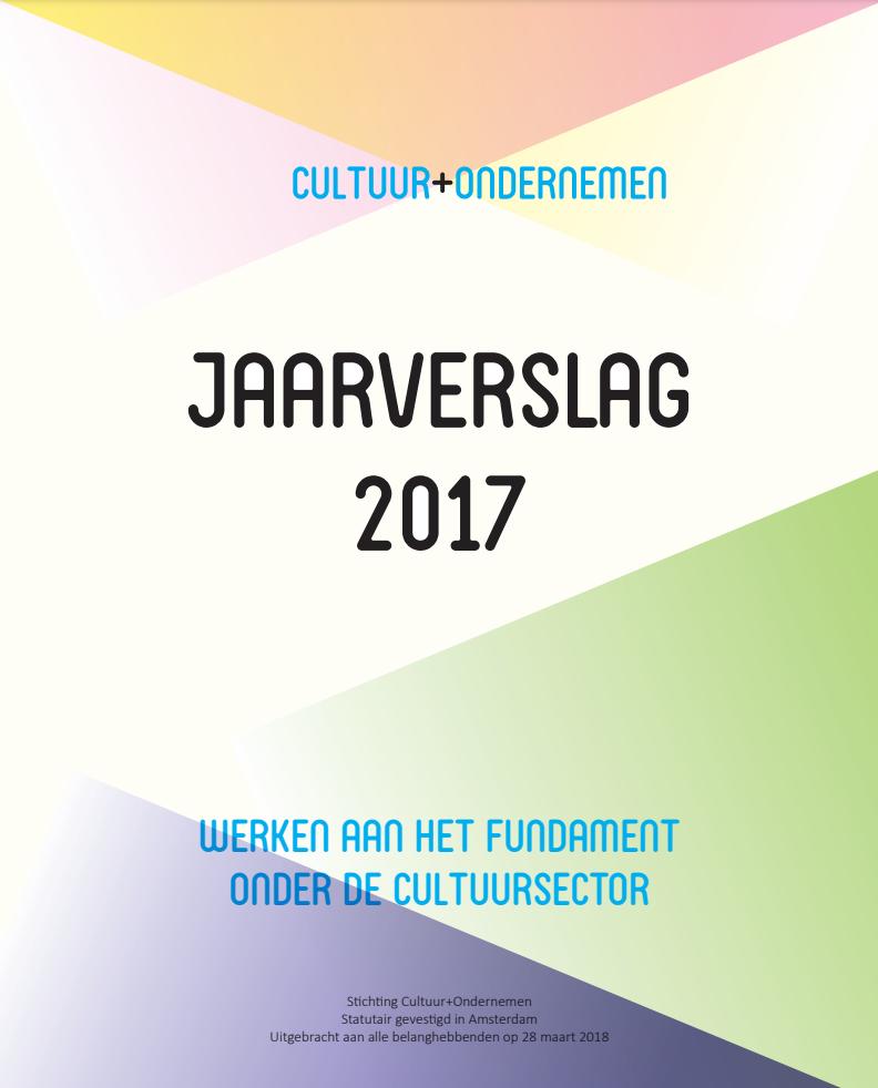Jaarverslag 2017