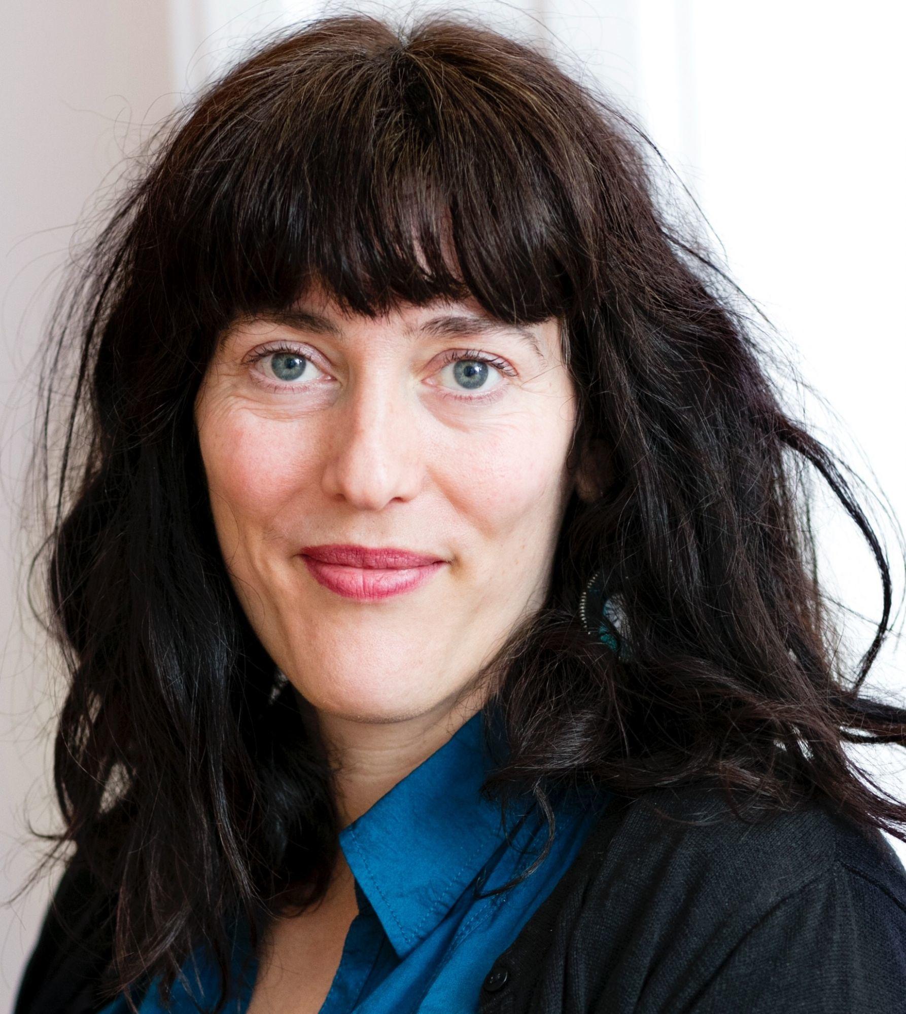 Mentee Maite Garcia Lechner, zakelijk leider bij theatergezelschap Ulrike Quade Company