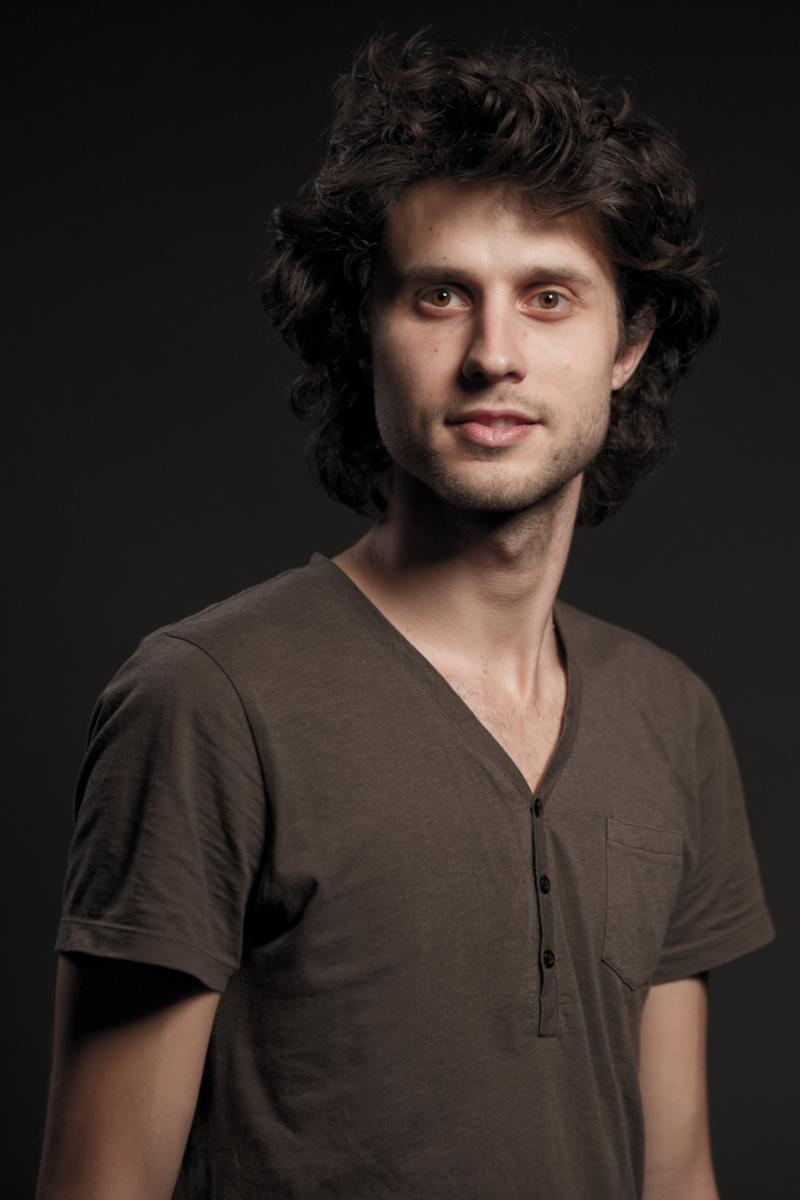 Portret kunstenaar Jólan van der Wiel
