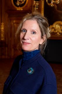 Renée Jongejan, zakelijk leider Mauritshuis