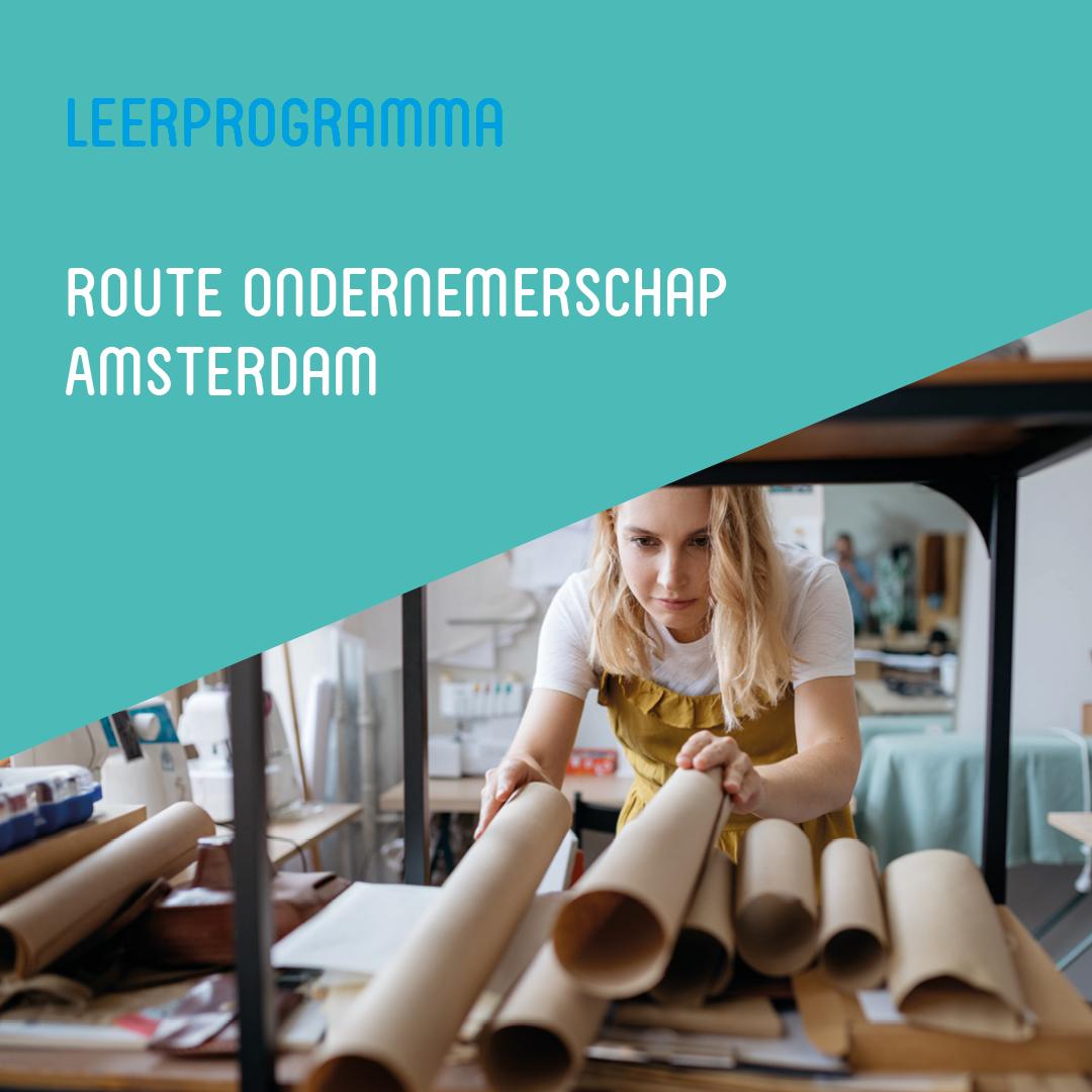 Route Ondernemerschap Amsterdam