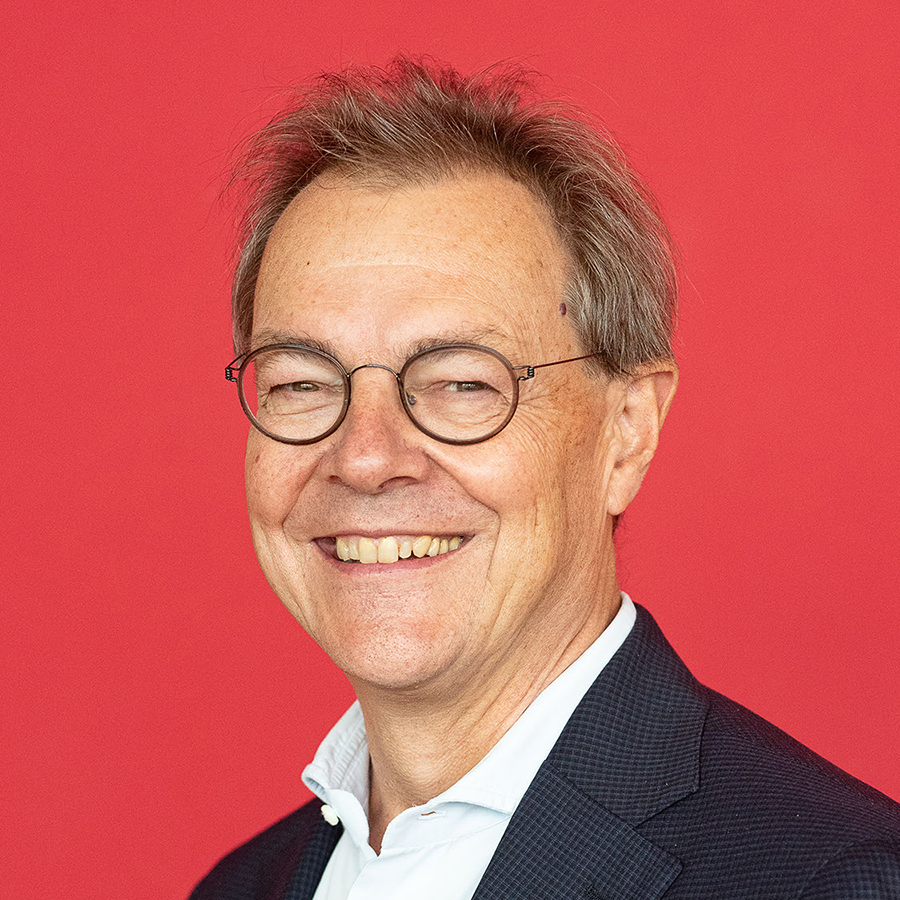 Bart Gerretsen, toezichthouder Luxor Theater Rotterdaqm