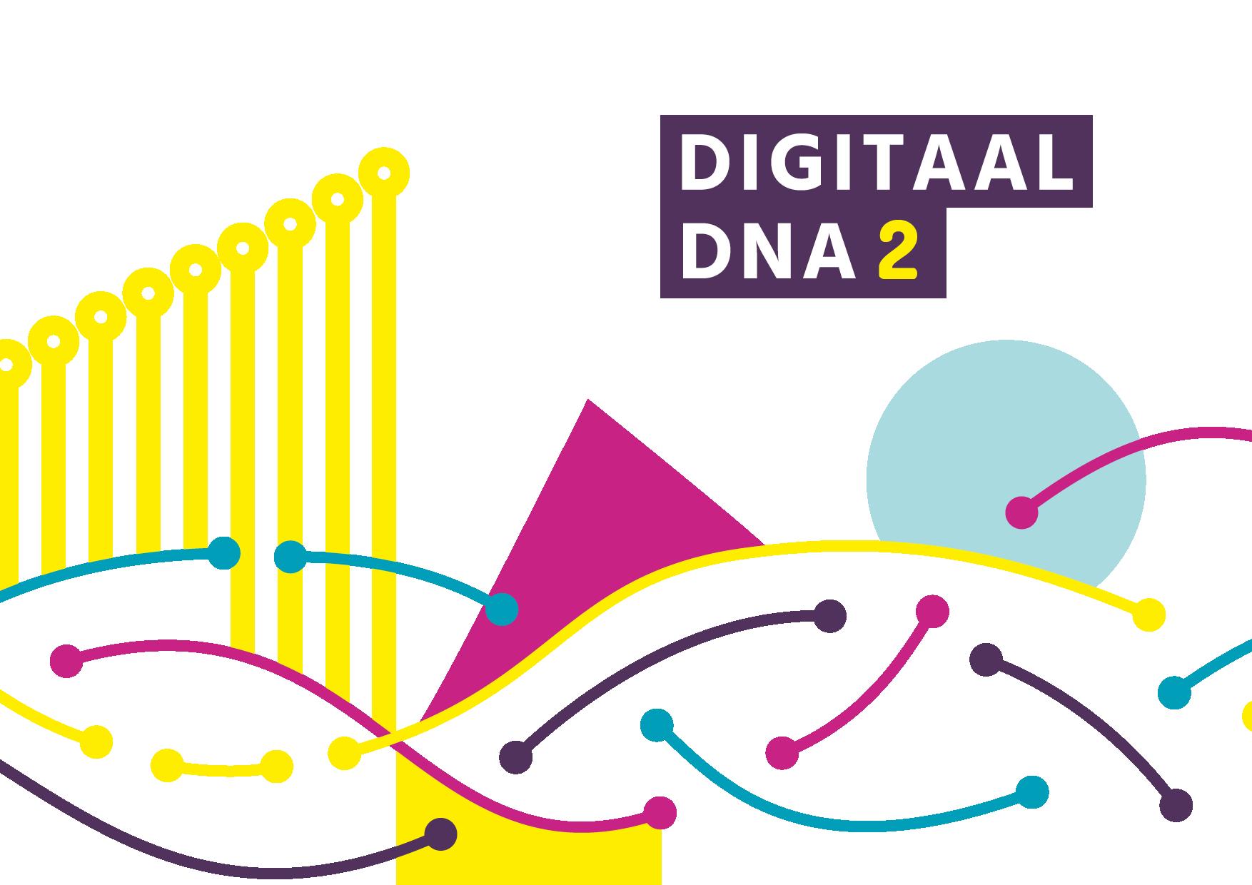 Cover publicatie Digitaal DNA 2