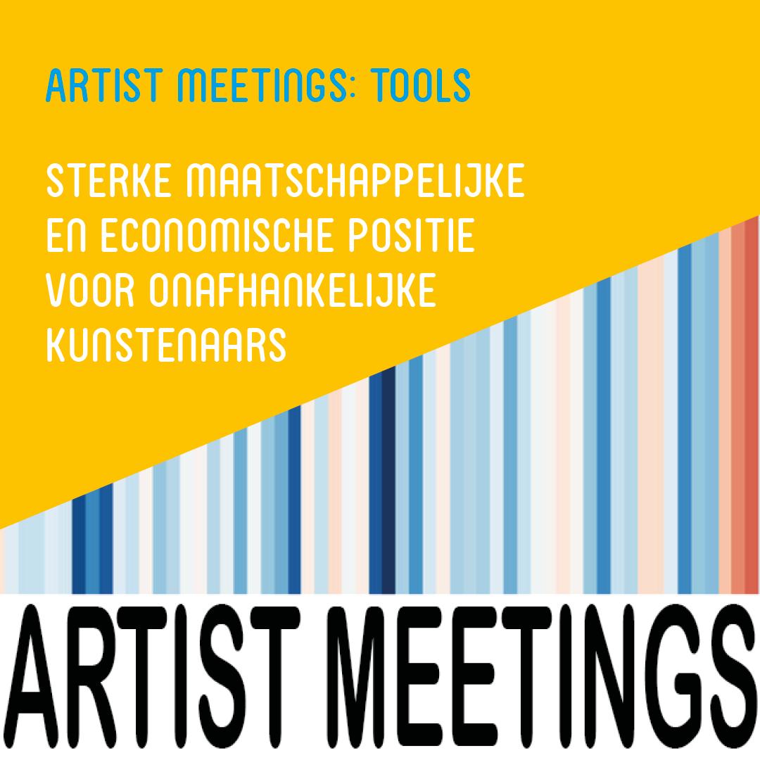Artist meetings: Tools