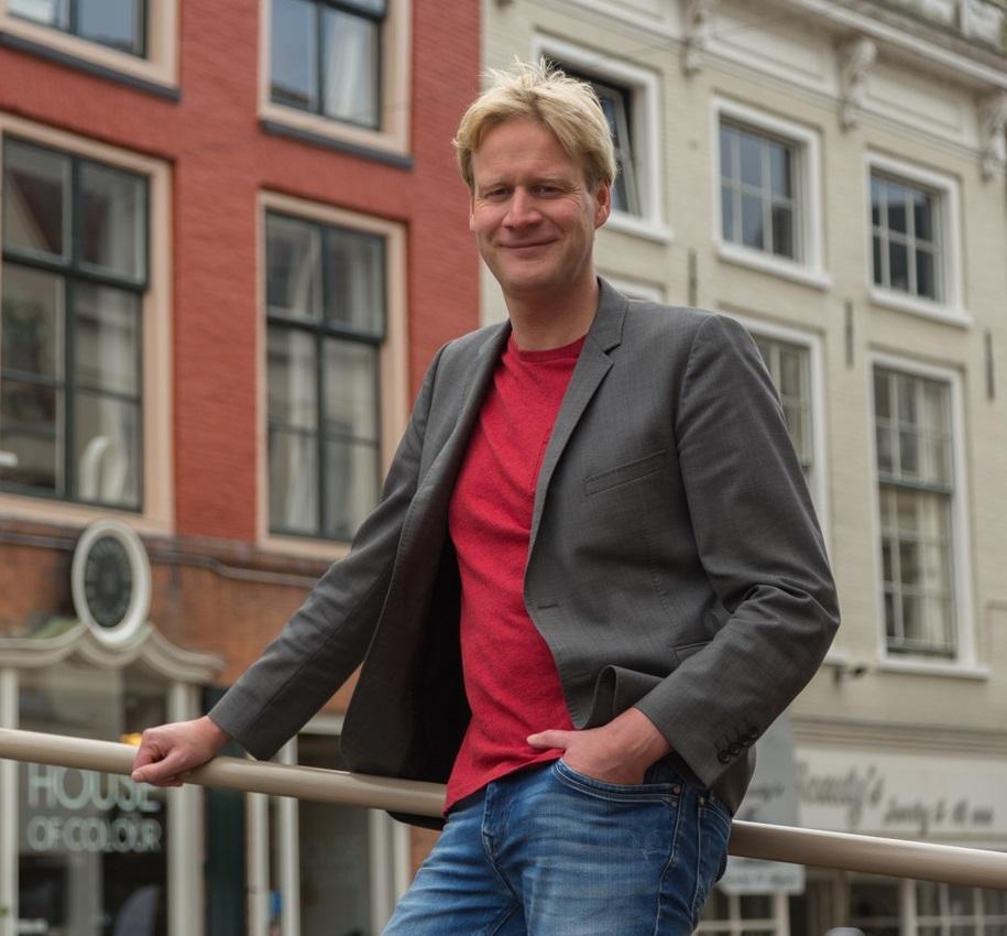 Foto Sjoerd Feitsma directeur Platform ACCT