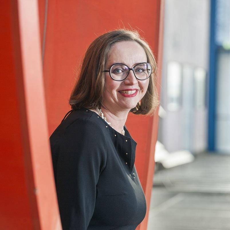 Portret Anne Schroën