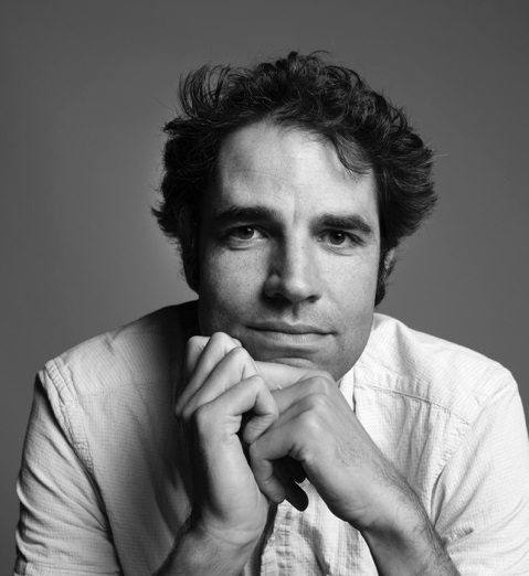Portret Bruno van den Elshout