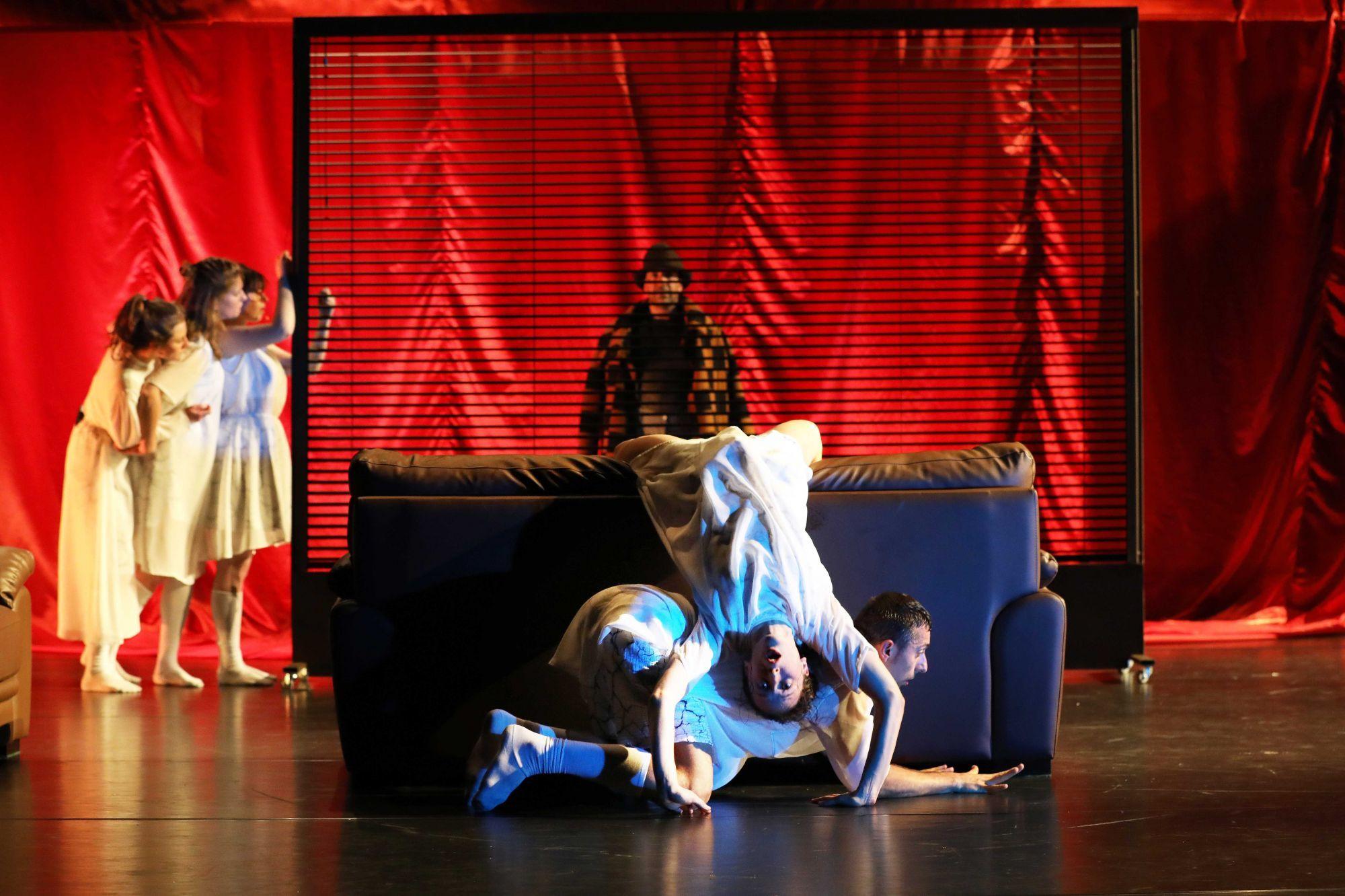 Foto Dansgezelschap de Stilte