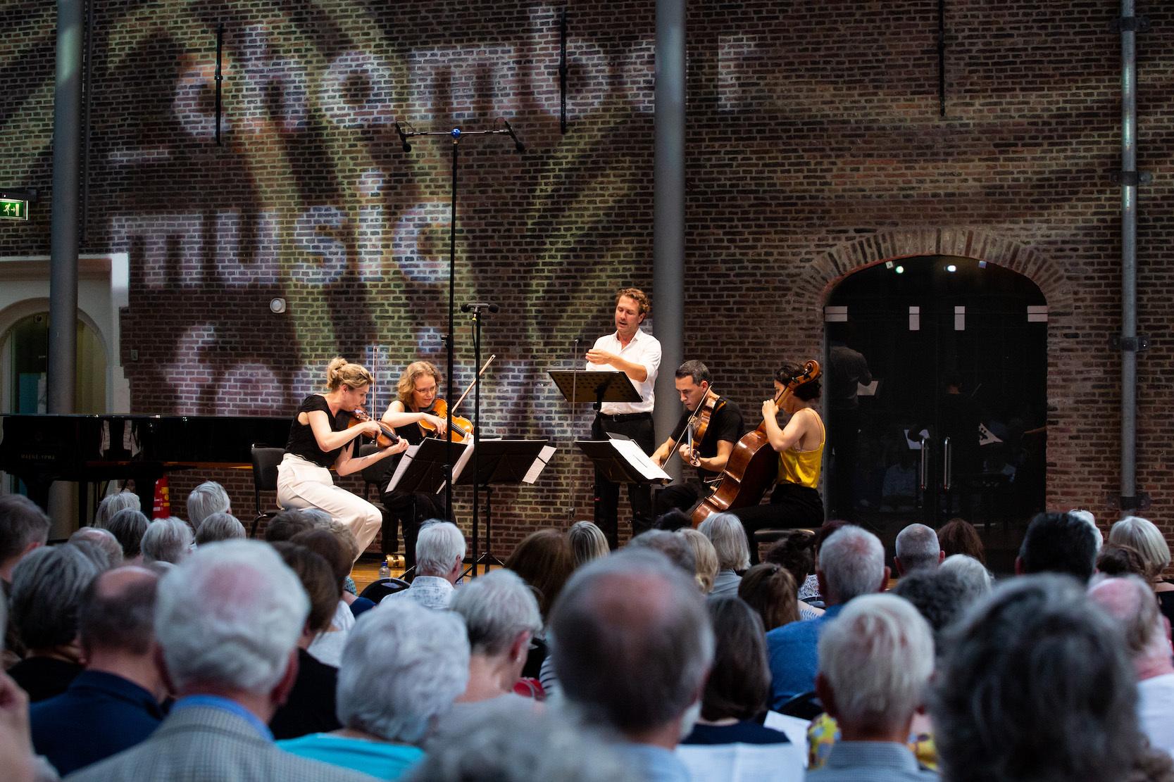 Foto Delft Chamber Music Festival