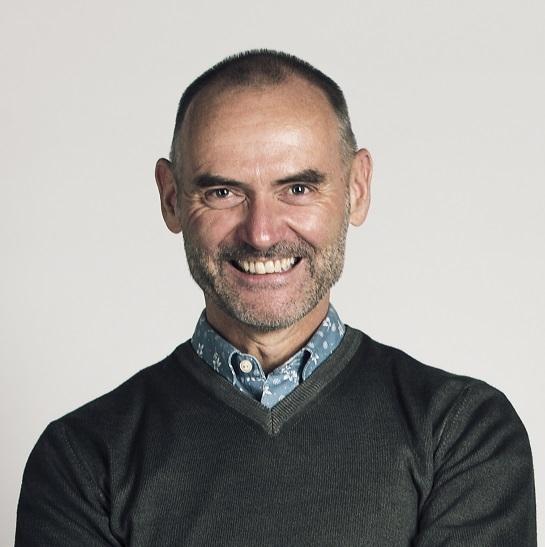 Portret Ernst van Dijk