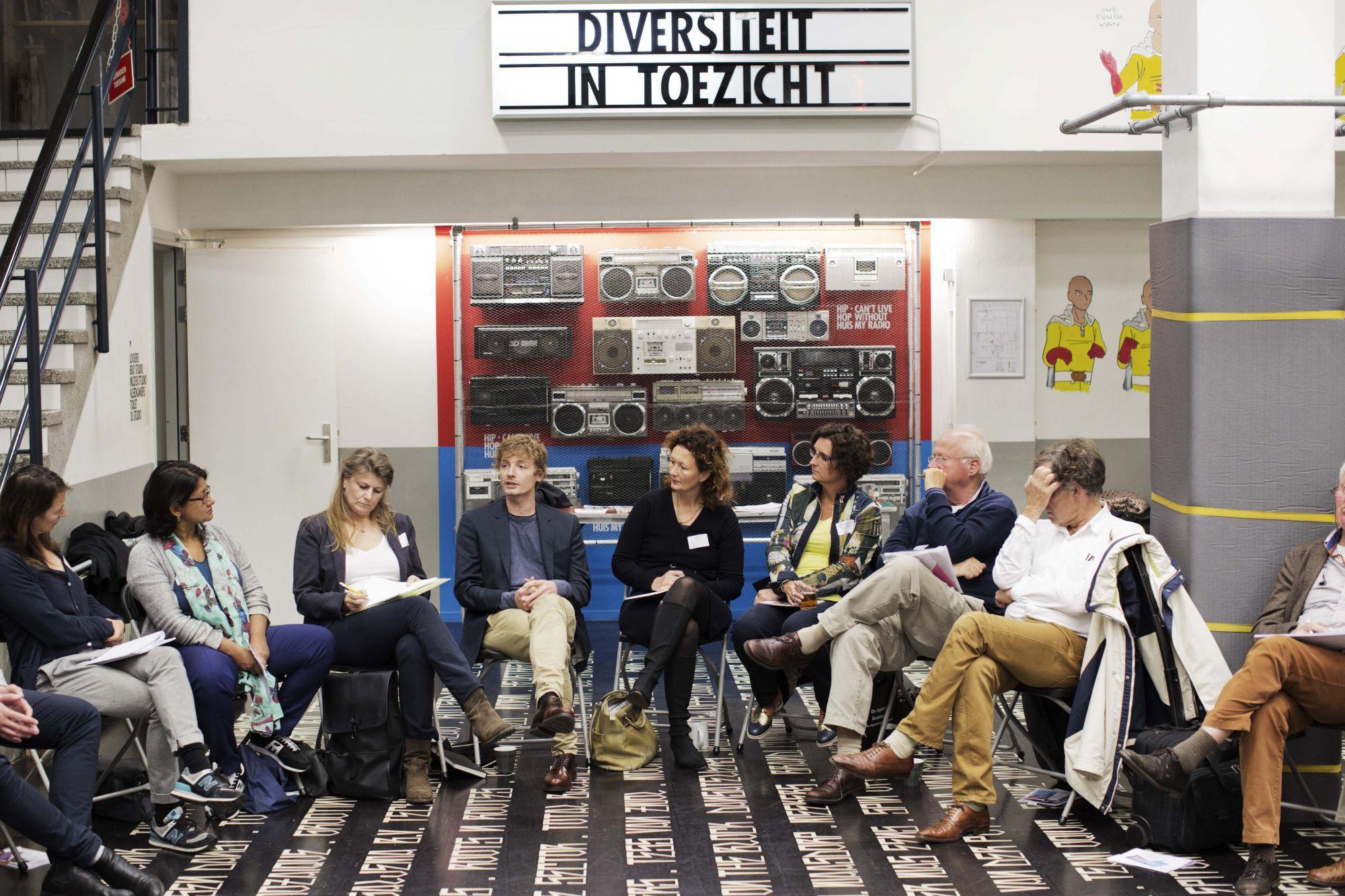 Diversiteit in toezicht