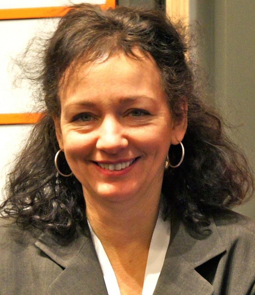 Lotte Sluyser, bestuursvoorzitter bij Plein C