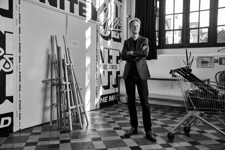 Foto van Harmen van der Hoek