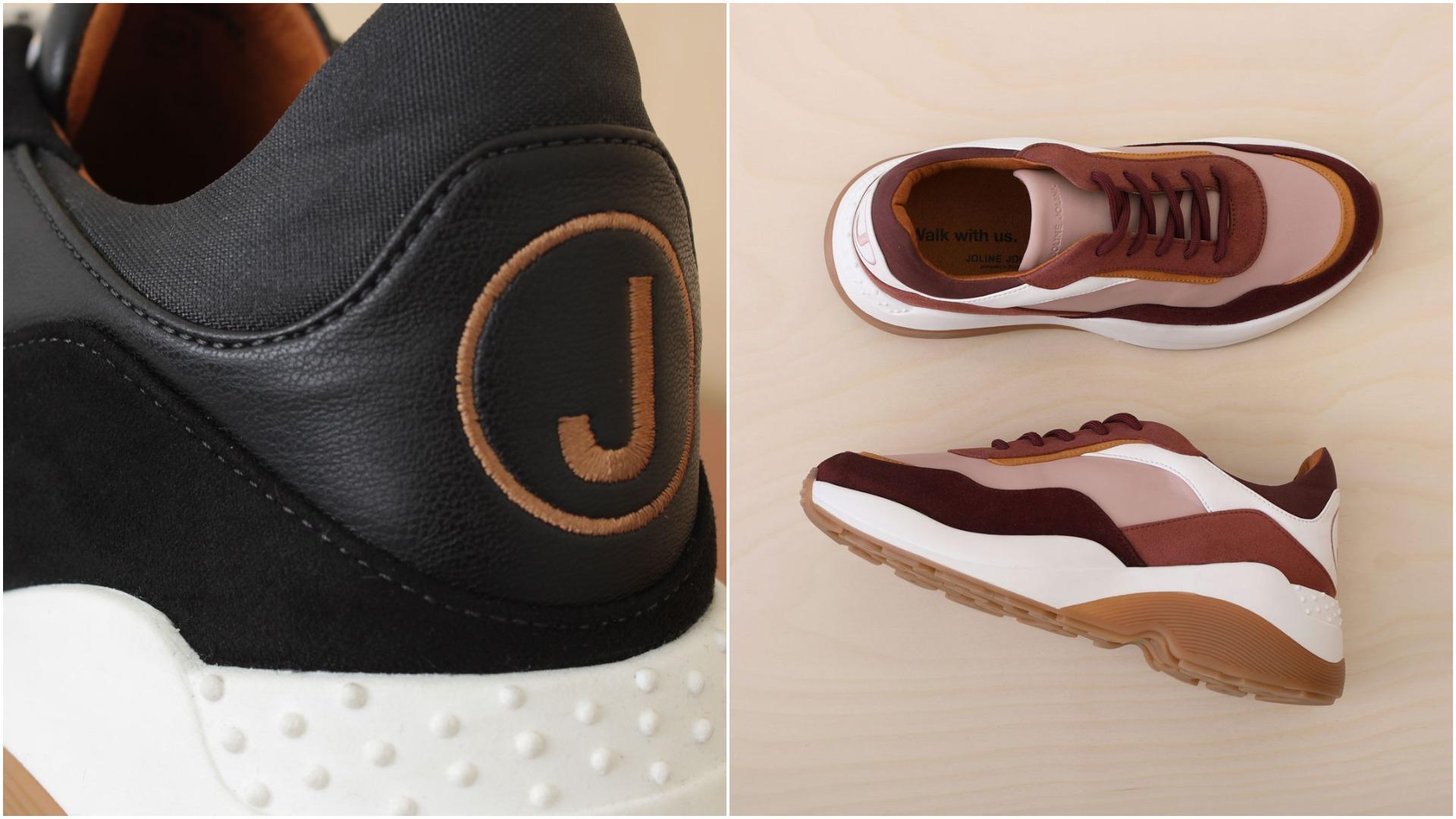 Sneakers van Joline Jolink
