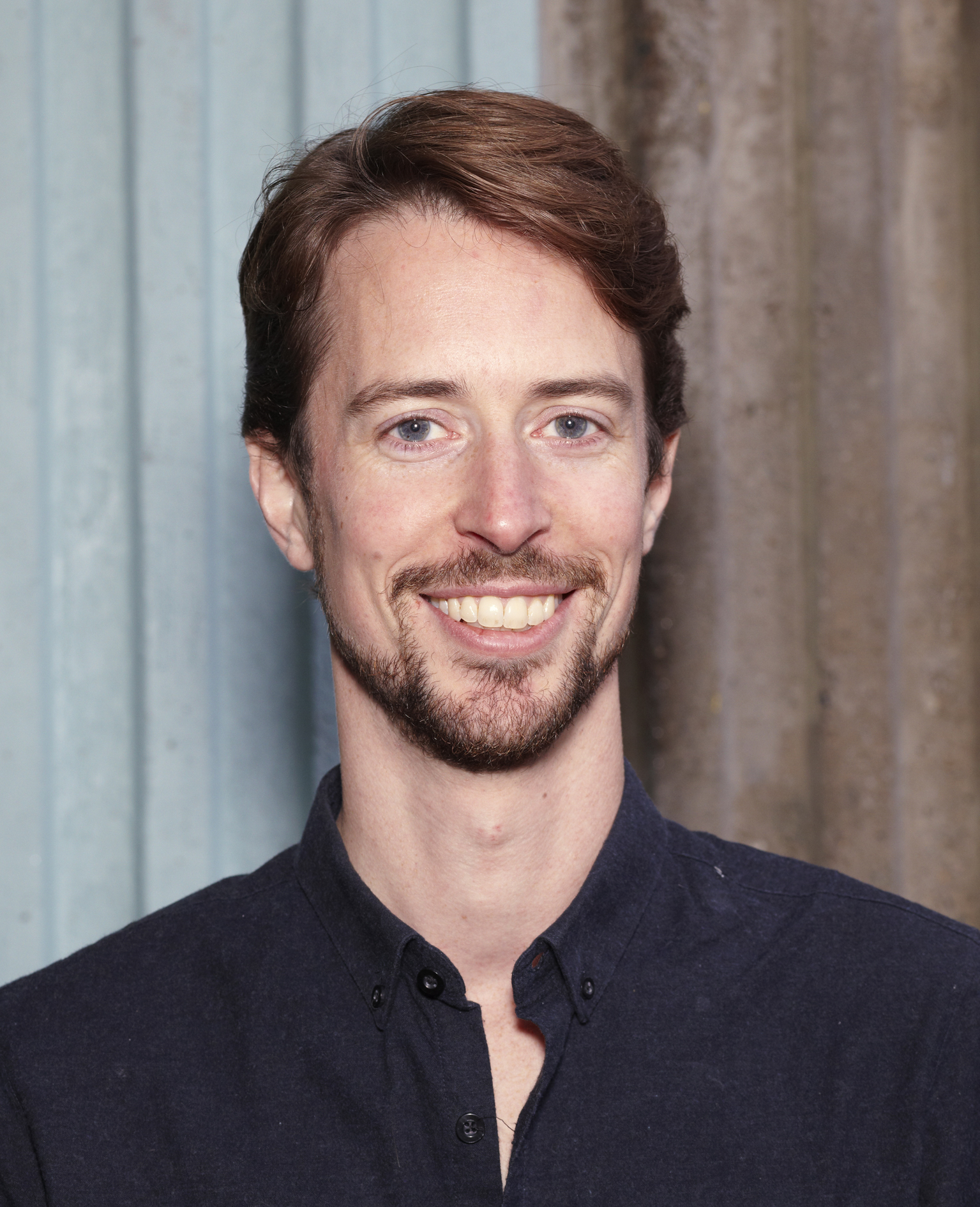 Portret Jon Heemsbergen