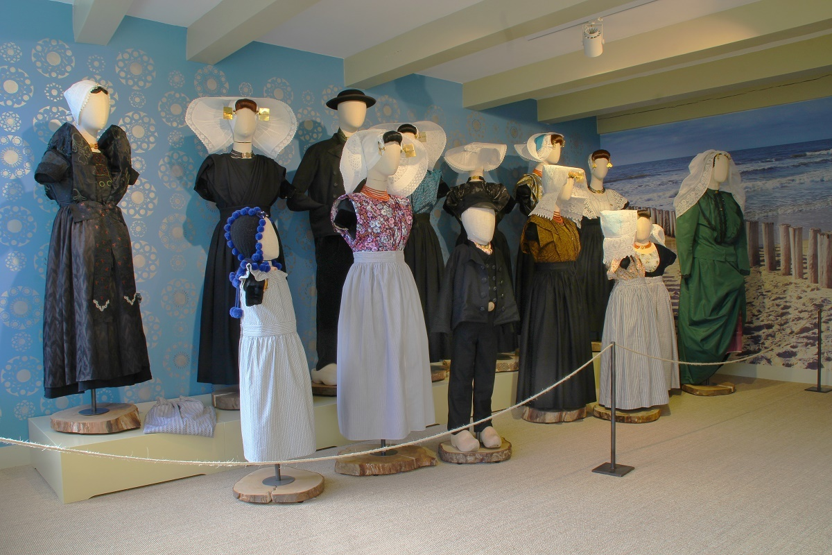 Foto: Klederdrachtmuseum, permanente collectie