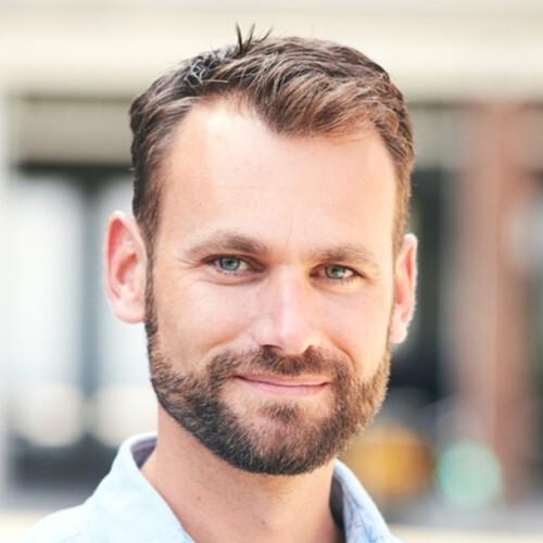 Portret Maarten Kuiper