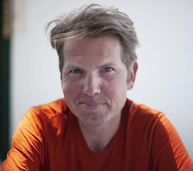 Portret Alexander Ramselaar