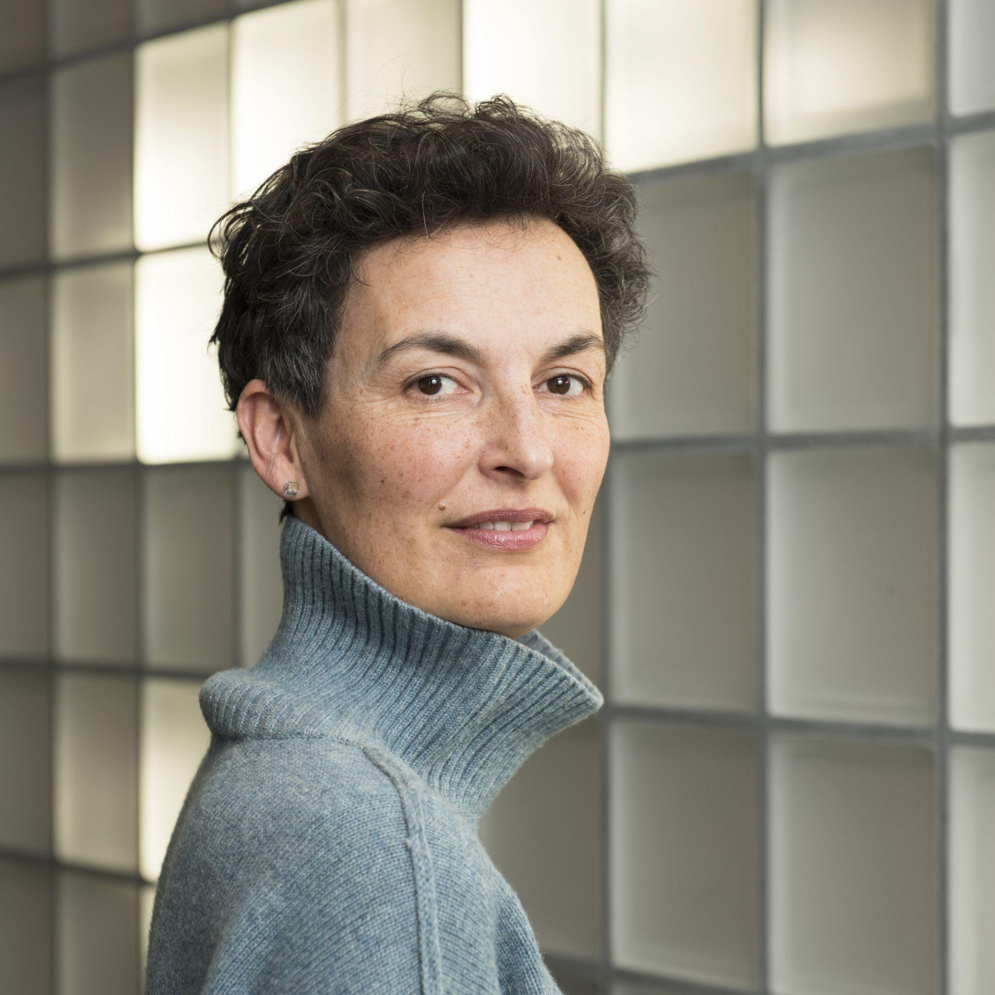 Portret Titia Haaxma
