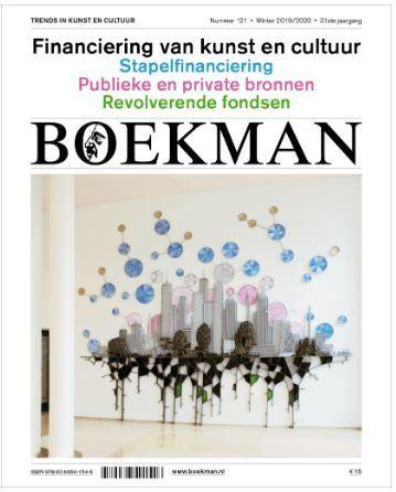 Boekman, Uitgave 121